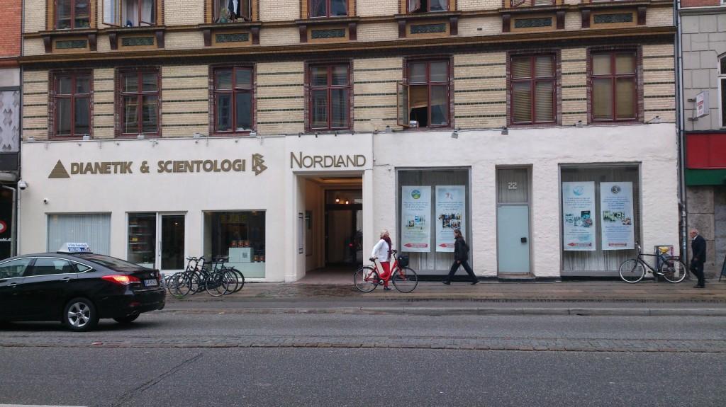 scientologlokal