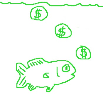 BIG Travel guldfisk