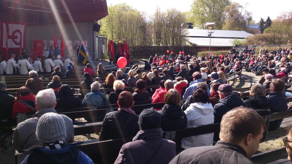 Socialdemokraterna i Parksnäckan