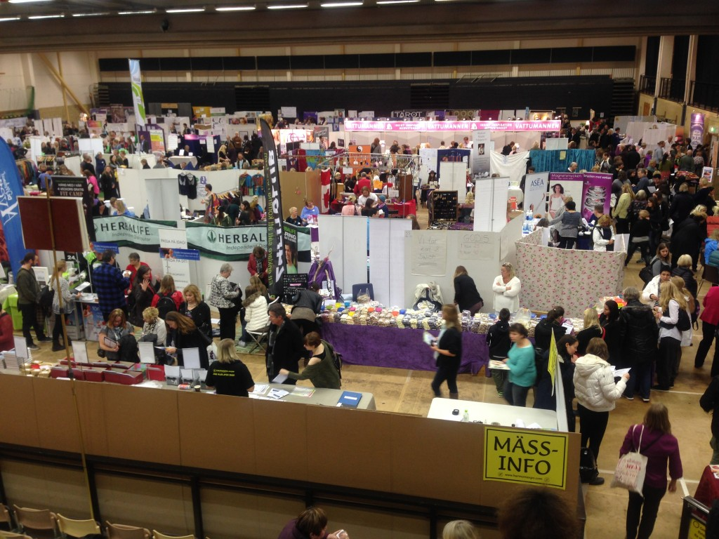 Harmoni-expo from above