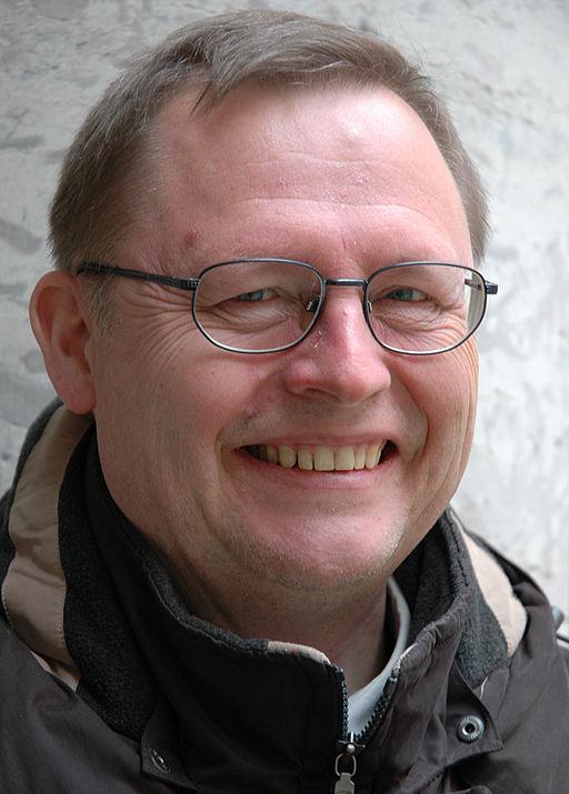 Riksdagsman Jan Lindholm