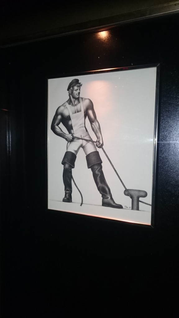 Tom of Finland i original