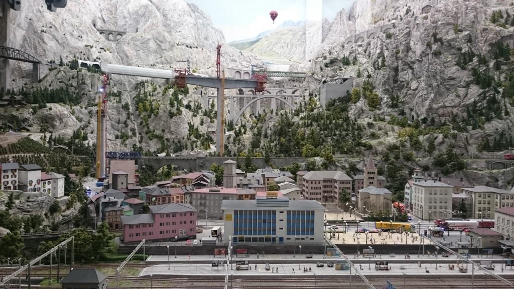 Schweiz i miniatyr