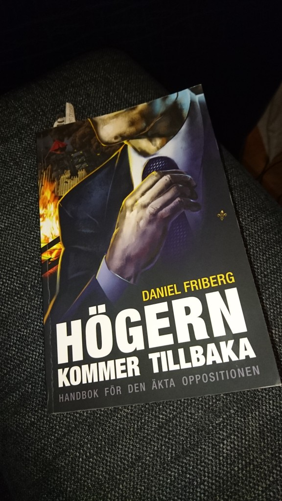 Daniel Fribergs handbok för den äkta oppositionen
