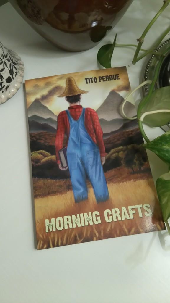 Bildningsroman med reaktionärt budskap av Tito Perdue