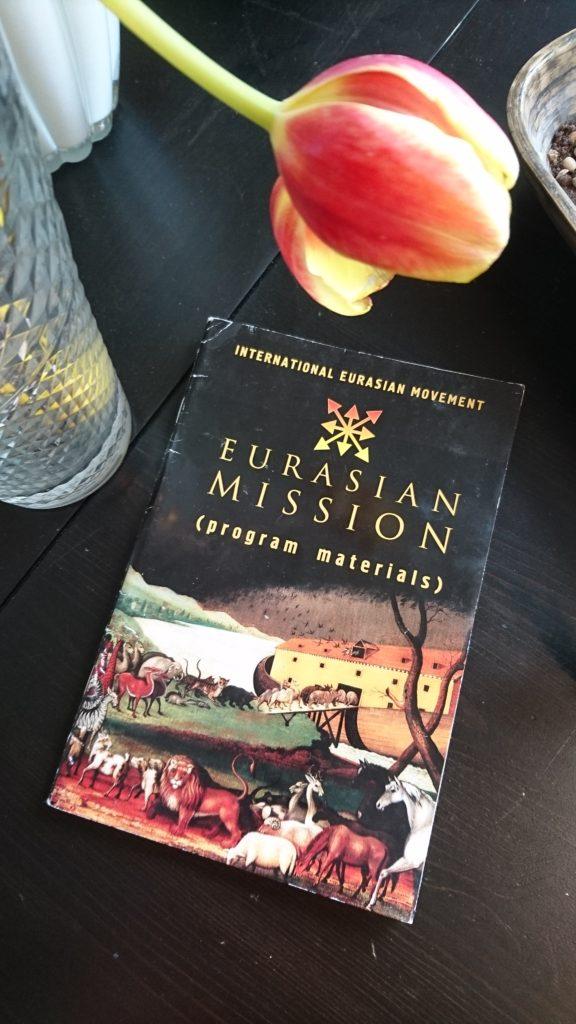Alexander Dugins eurasiska rörelse