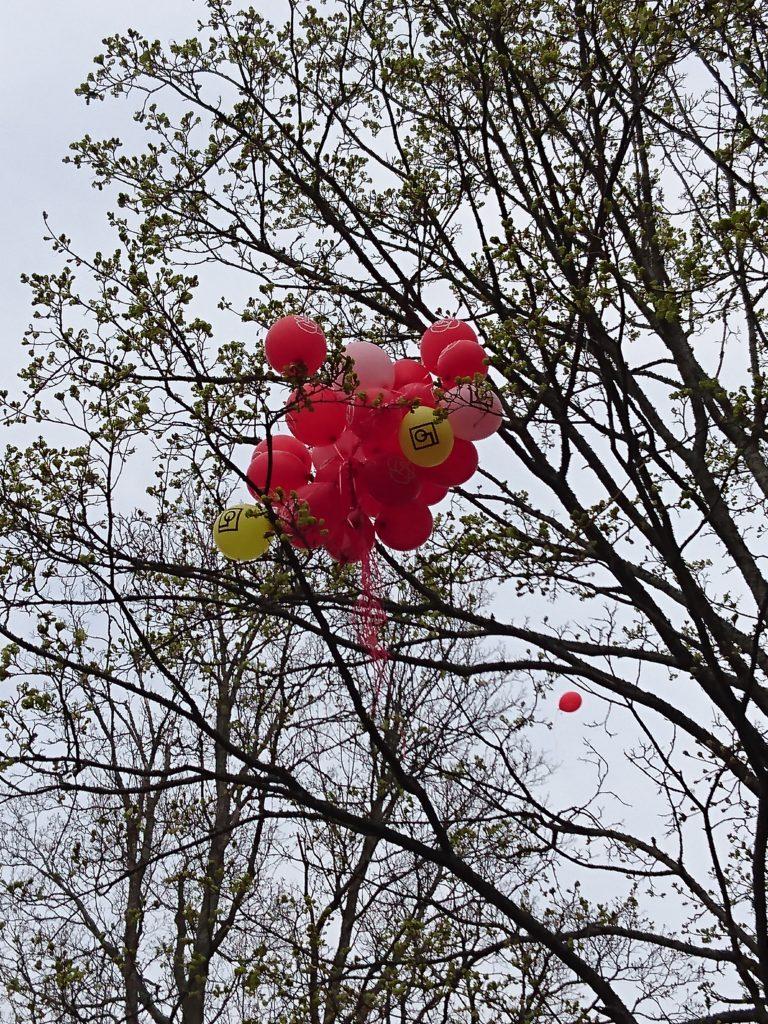 Sosseballonger till väders