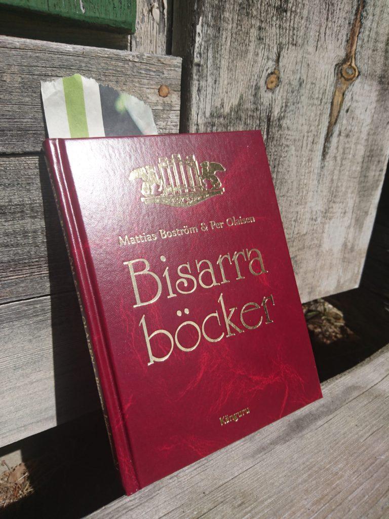 Bok om böcker som idag ter sig annorlunda och absurda