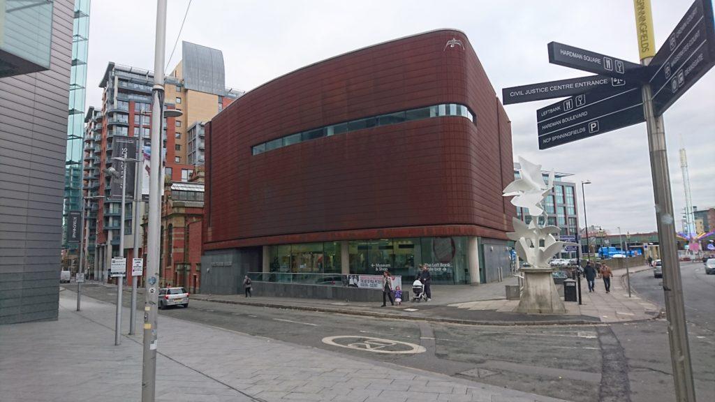 Arbetarrörelsemuseum i Manchester