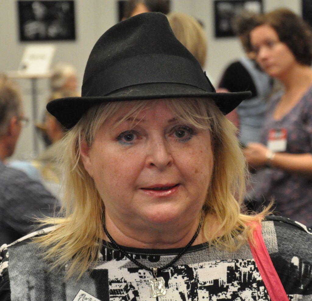 Kikki Danielsson på bokmässan 2011