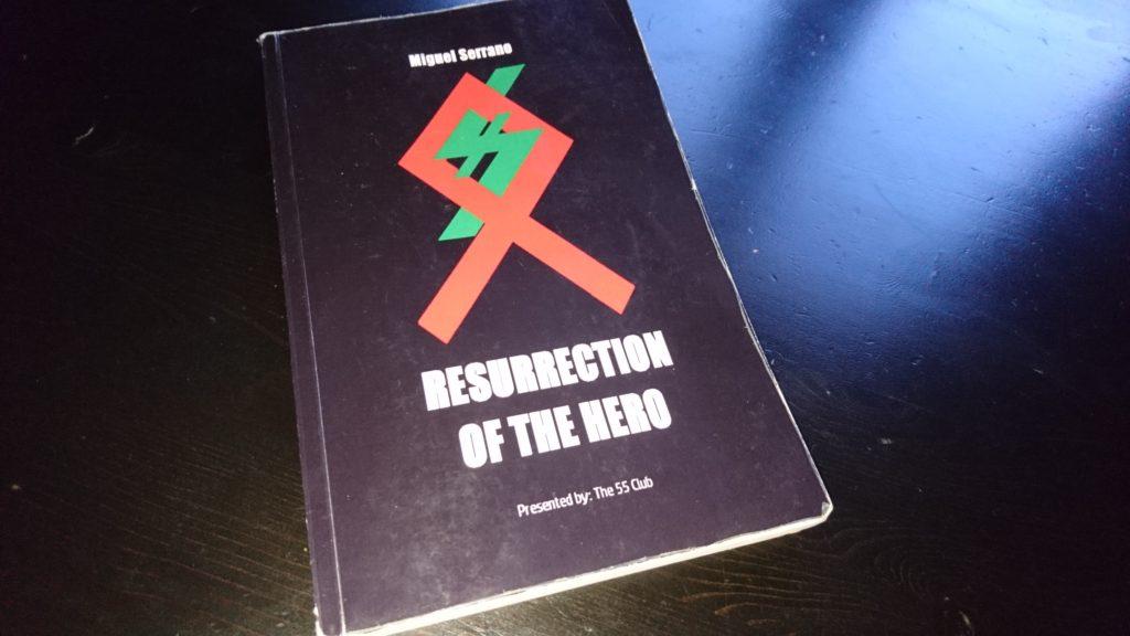 The Resurrection of the Hero av Miguel Serrano